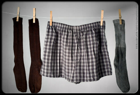 CVRM needs Men's Socks and Underwear