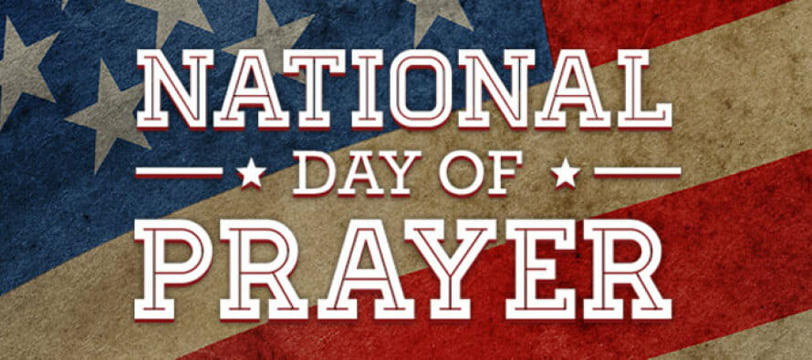 Image result for national day of prayer/history