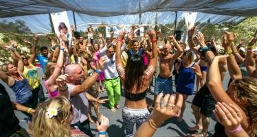 Shakti Fest 2015 in Joshua Tree…May 15th – 17th