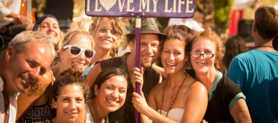 The historic Joshua Tree Desert Retreat Center is home to Shakti Fest 2015