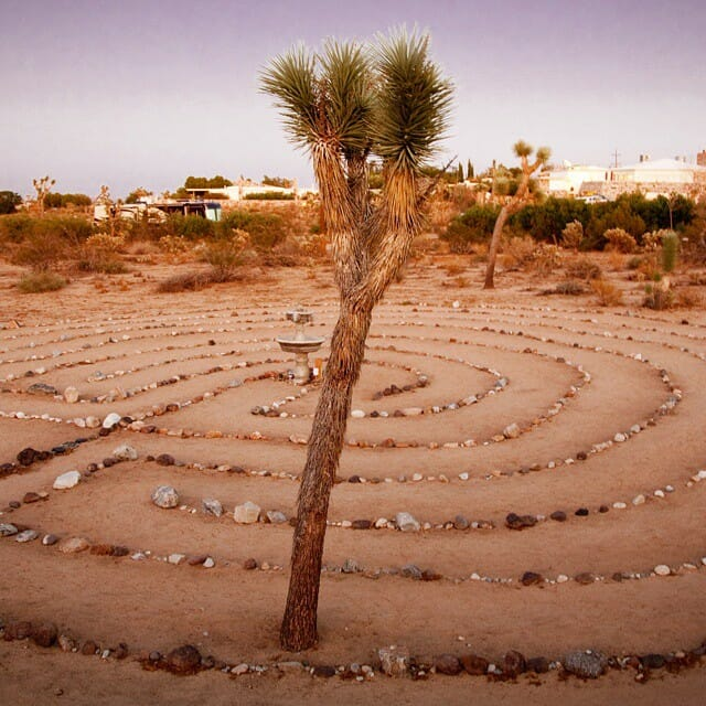 walking labyrinth