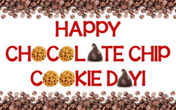 Celebrate National Chocolate Chip Cookie Day (May 15th) with TKB Bakery & Deli and Augustine Casino!!