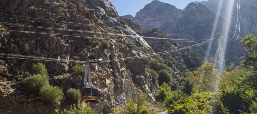 Enjoy unlimited Palm Springs Tram rides from May 1, 2015 – August 31, 2015
