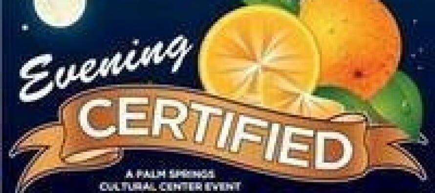 New Wednesday Evening Certified Farmers Market in Palm Desert