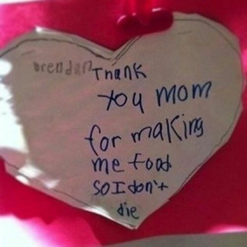 Mother's Day Humor