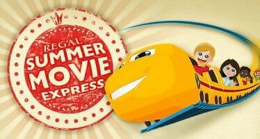 Regal Summer Movie Express 2015 $1 Movie Schedule