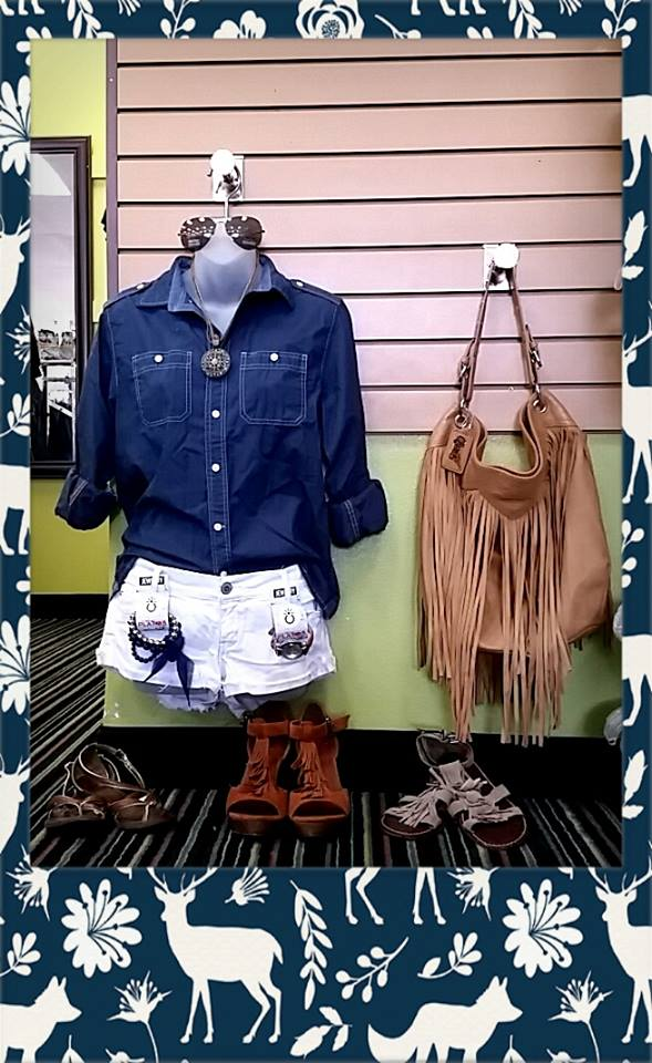 Summer Trends at discount prices! Plato's Closet
