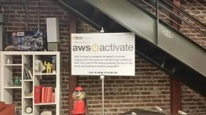 AWS in San Francisco