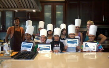 Coachella Valley Summer Cooking Camp For Kids at Cooking with Class La Quinta!