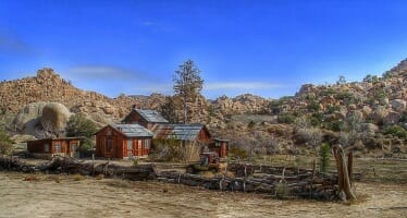Keys Ranch Guided Walking Tour in Joshua Tree National Park