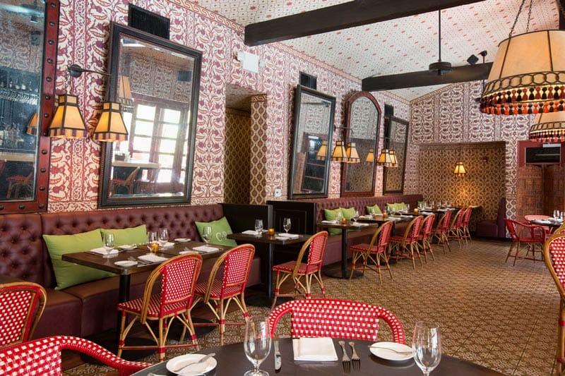 The Legendary Purple Palm Restaurant & Bar