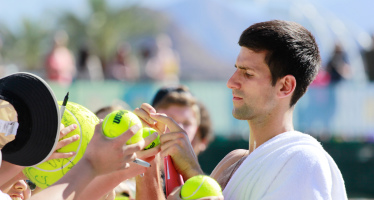 BNP Paribas Open – #TennisParadise Sweepstakes