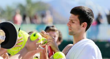 BNP Paribas Open – #TennisParadise Sweepstakes