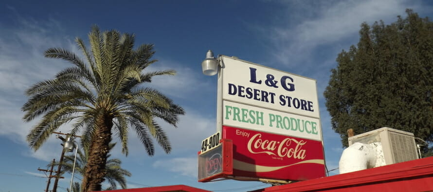 L & G Desert Store – A Local Gem