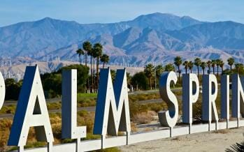 Palm Springs Back In The Day