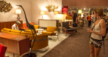 Modernism Show & Sale – A Shopping Extravaganza!
