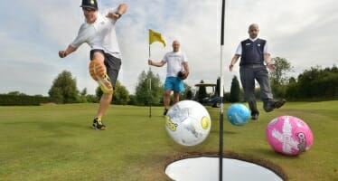Footgolf Faceoff at Mission Hills Country Club