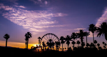 Coachella Ferris Wheel – The World's Largest Transportable Ferris Wheel!