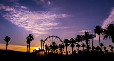 Coachella Ferris Wheel – The World's Largest Transportable Ferris Wheel!