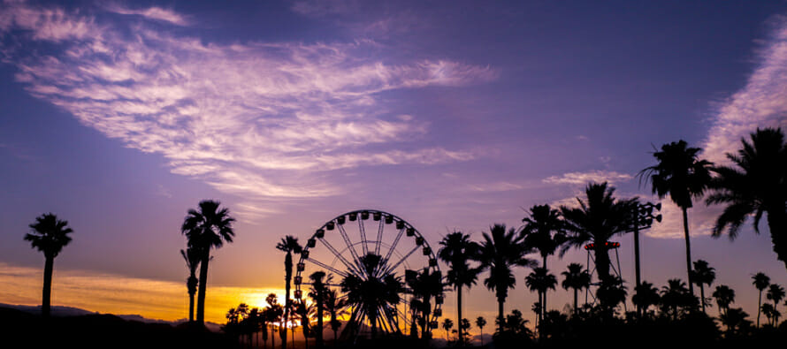 Coachella Ferris Wheel – The World's Largest Transportable