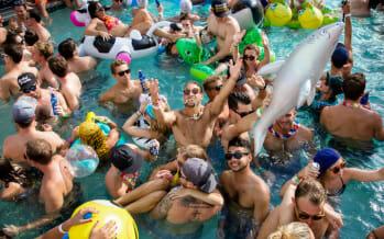 Dayclub Palm Springs Returns To The Hilton