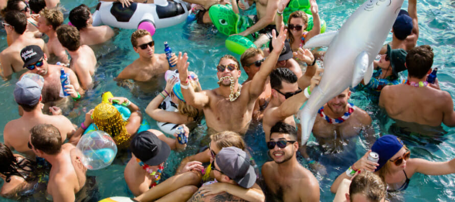 Dayclub Palm Springs Returns To The Hilton