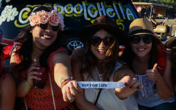 CarpoolChella and WIN!