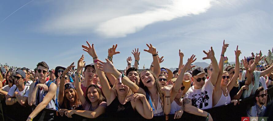 Coachella Festival Maps