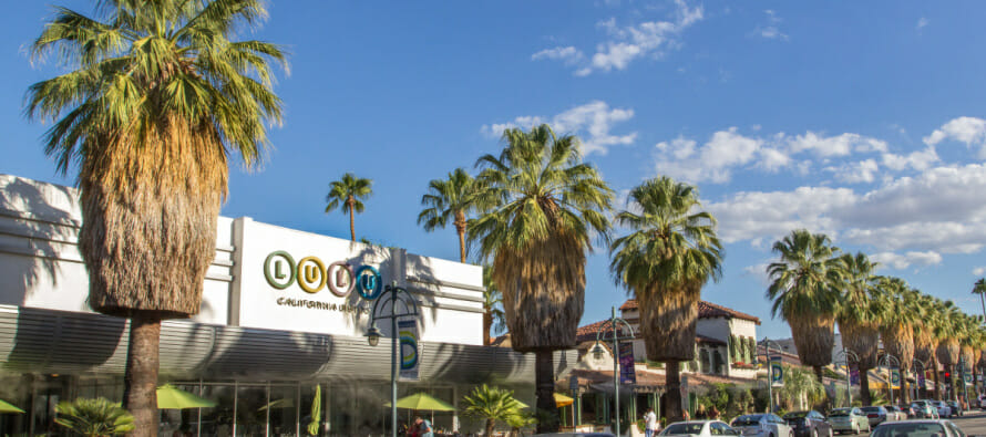 Mother's Day Dining at LuLu Palm Springs!