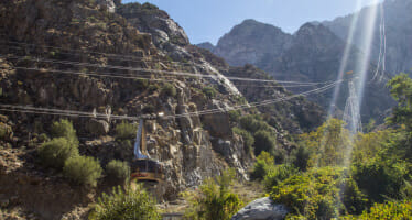 BEAT the HEAT with a TRAMWAY SUMMER PASS!