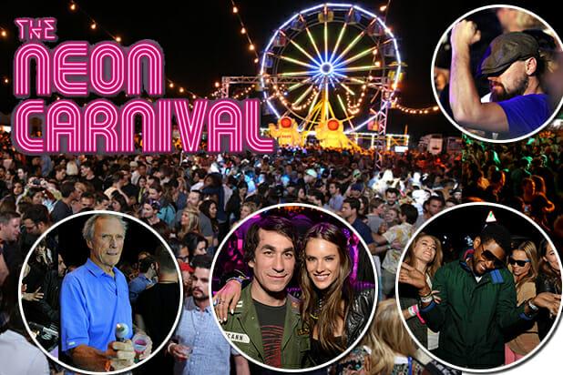 The Neon Carnival