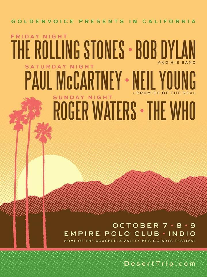 Coachella Valley's Mega Concert!!