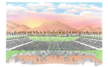 Coachella Valley Mega Concert – October 7th thru 9th!!