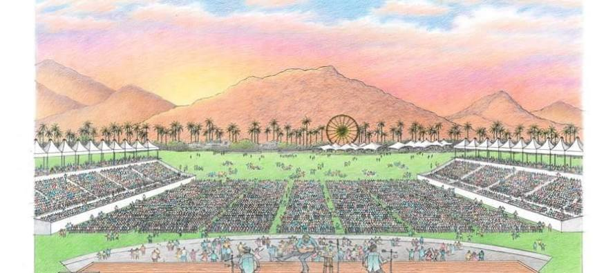 Coachella Valley Mega Concert – October 7th thru 9th!!