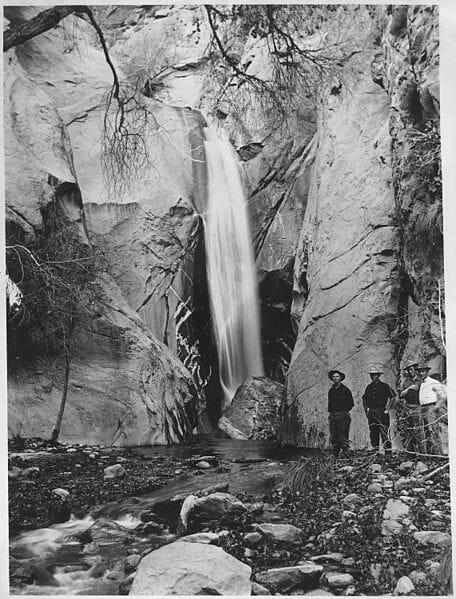 Tahquitz Falls 1920's