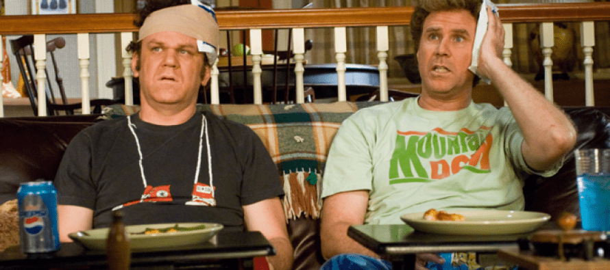 Step Brothers 2 Filming in the Coachella Valley
