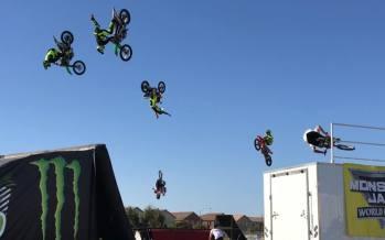 Coachella Valley Entertainment: Monster Memorial Weekend,  Stunt Team BMX , Food Trucks