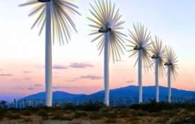 Windmills of the Coachella Valley