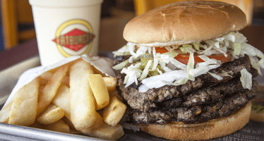 10 Burger Joints in the Coachella Valley to Feed the Burger Beast in You!