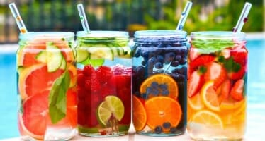 7 Amazing Spa Water Recipes