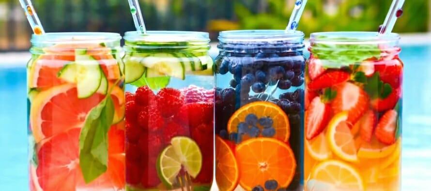 7 Amazing Spa Water Recipes Coachella Valley