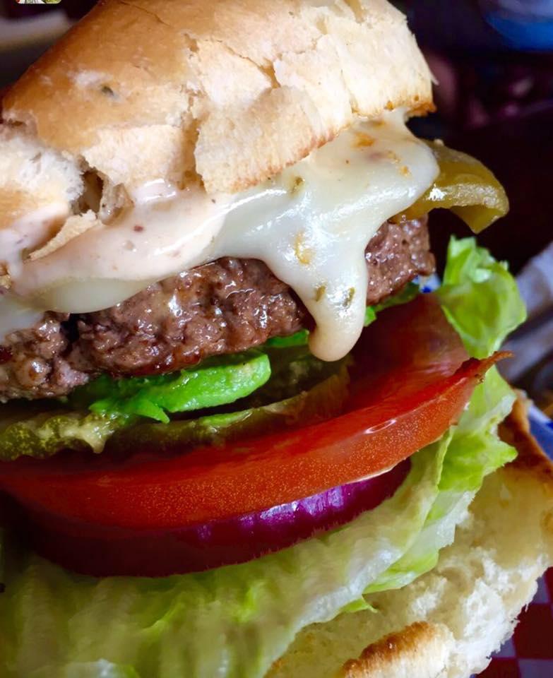 Grill-a-burger
