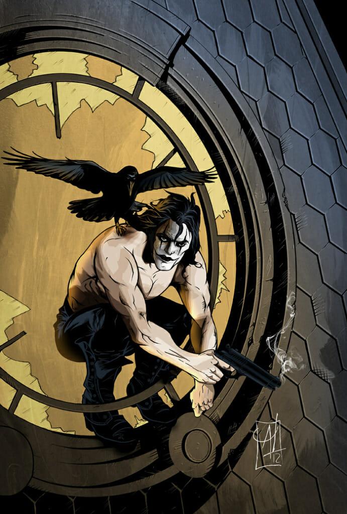 James O'Barr - The Crow