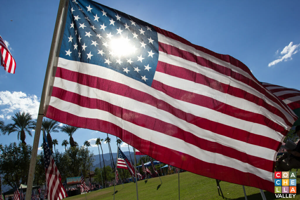 Memorial Day in the Coachella Valley