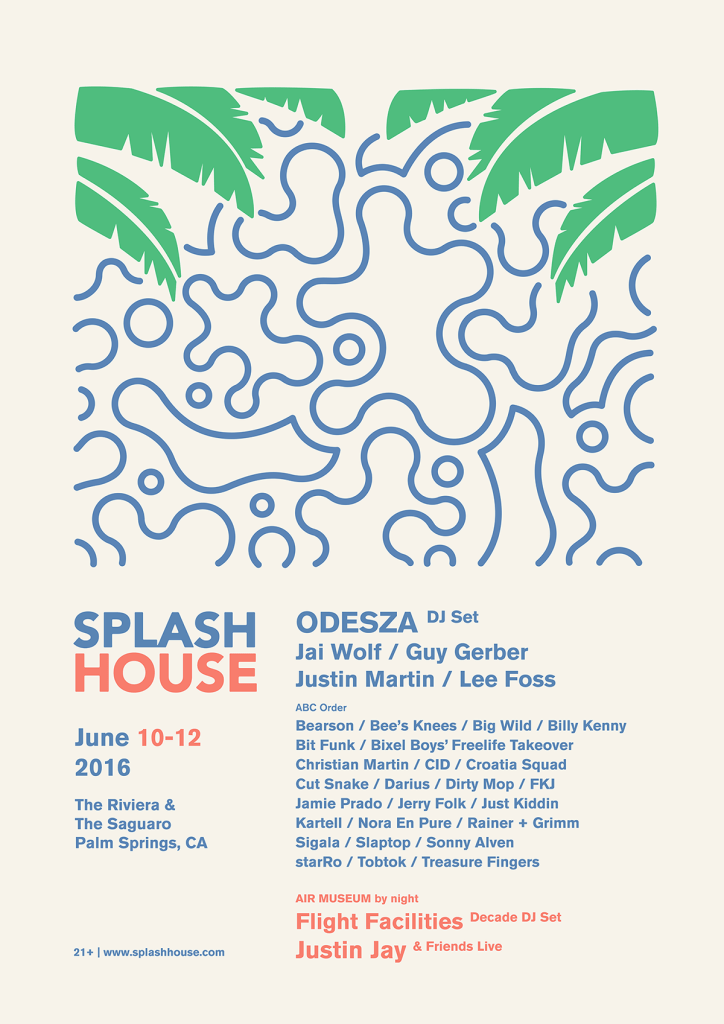 June Splash House