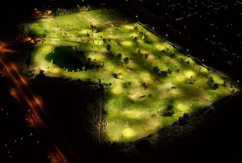 Indio Night Golf