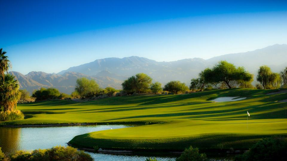 "As Sonny Bono famously said some years ago, ""no golf, no Palm Springs."" Photo by Coachella Valley, Inc"