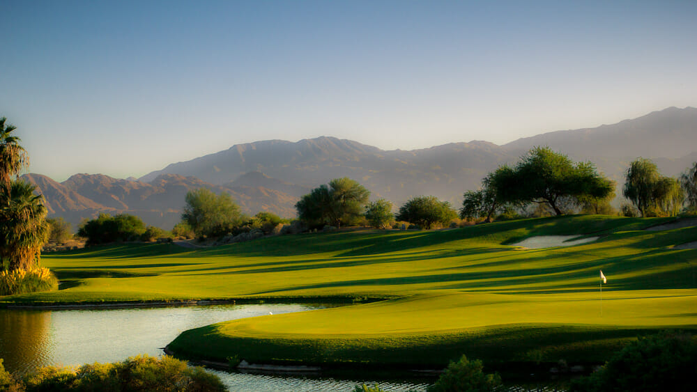 Rumors of golf's demise in the desert have been greatly exaggerated. Photo by Coachella Valley, Inc