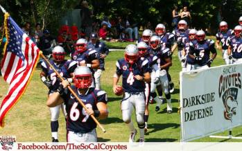 CoachellaValley.com Founder and Publisher, has Joined Forces with the SoCal Coyotes!