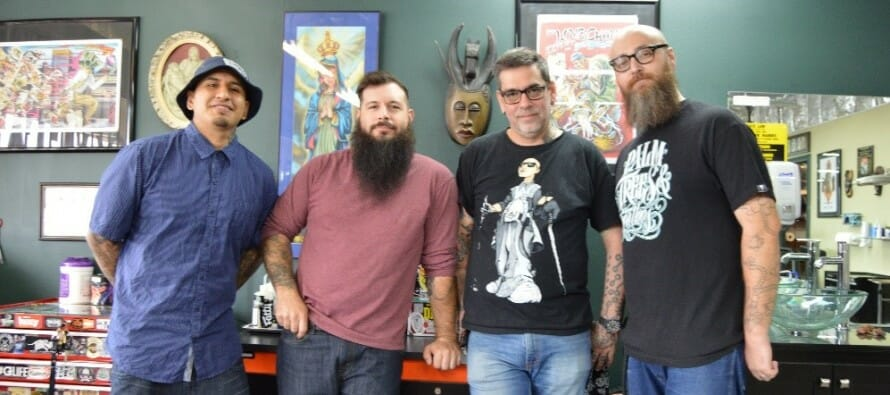 Anarchy and Ink – World Class Artists